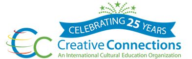 Creative Connections Logo 25Th Anniversary