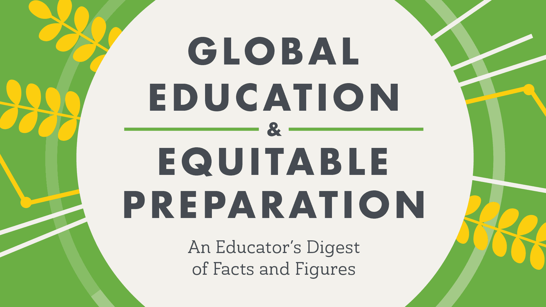 Global Education And Equitable Preparation Blogheader