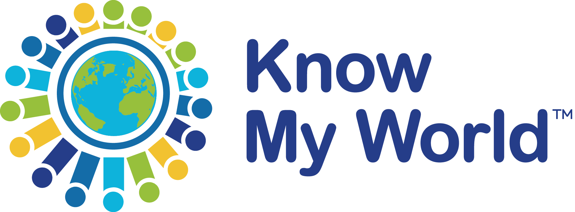 Know My World Logo Trans2